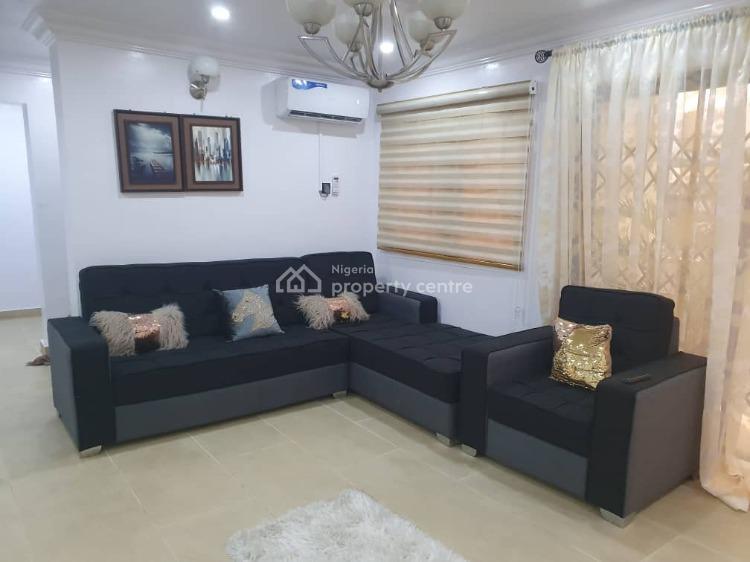Luxury  4 Bedroom Triplex with Excellent Finishes, Adeniyi Jones, Ikeja, Lagos, Terraced Duplex Short Let