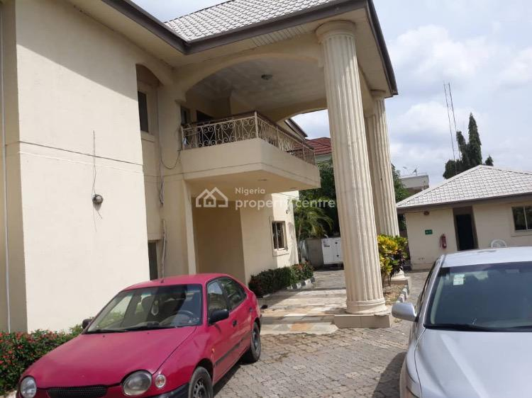 Exquisitely Finished 5 Bedroom Fully Detached House, 2 Rooms Bq, 2 Rooms Chalet, Maitama District, Abuja, House for Rent