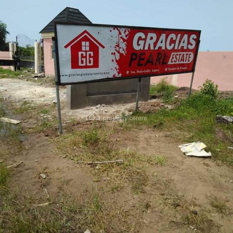 Plots of Land, Gracias Pearl Estate, Ise Town, Folu Ise, Ibeju Lekki, Lagos, Residential Land for Sale