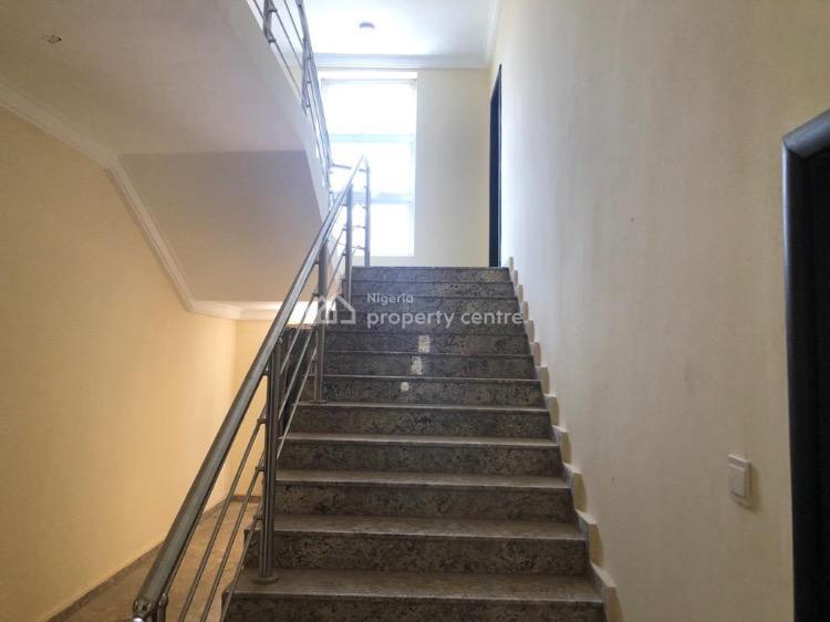 Newly Built 5 Bedrooms Detached Duplex with 2 Rooms Bq, Katampe Extension, Katampe, Abuja, Detached Duplex for Sale