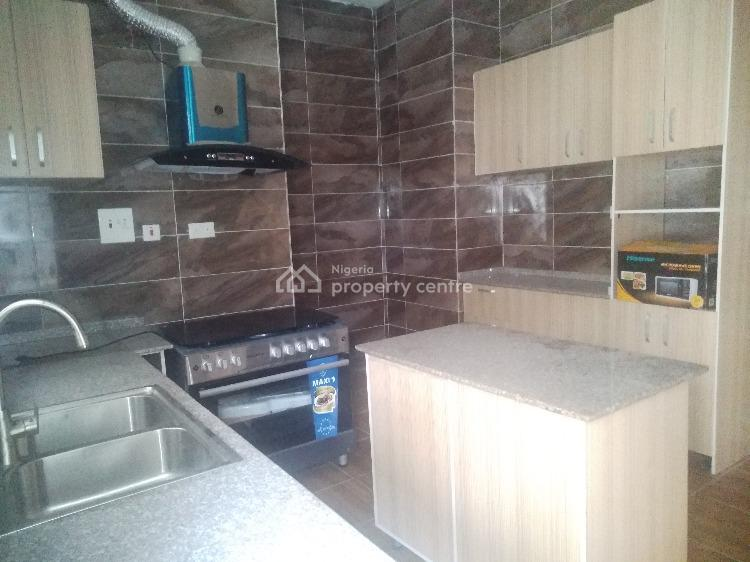 Exquisitely Finished Semi-detached Duplex with Bq, Lekki Palm City Estate, Ajah, Lagos, House for Rent