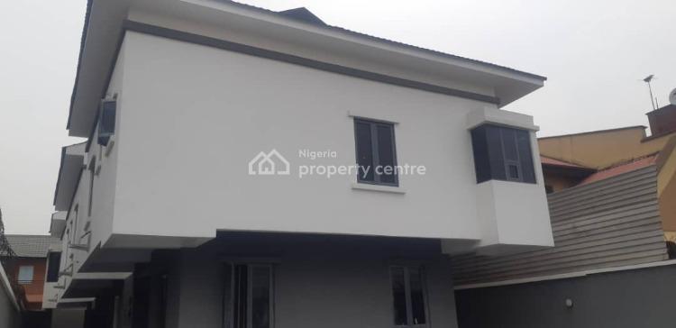 Brand New 4 Bedroom Duplex, Omole Phase 2, Ikeja, Lagos, House for Sale