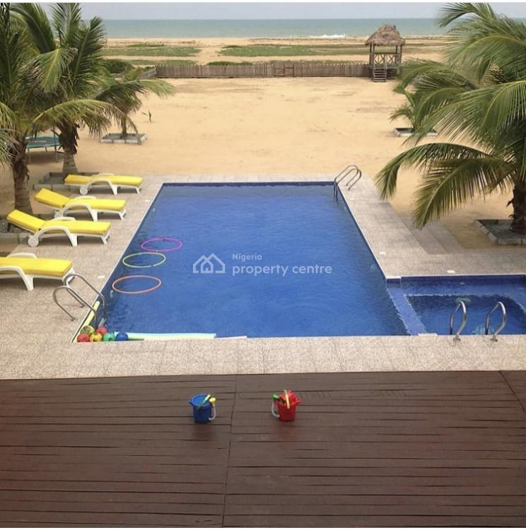 Beach House with Pool, Tennis, Eden Beach House, Ilashe, Lagos, House Short Let