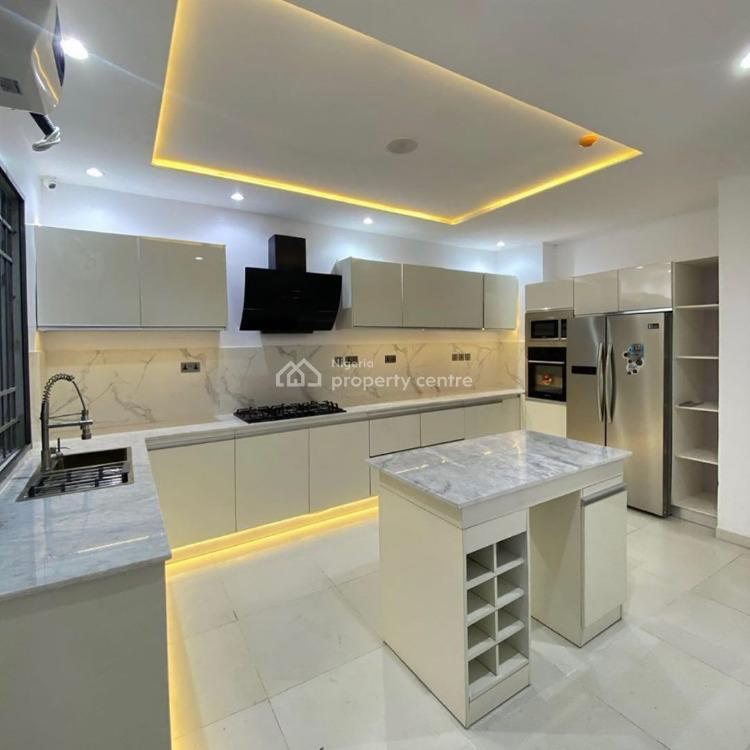 Luxury 5 Bedroom  Duplex with a Roof Top Terrace, Lekki, Lagos, Detached Duplex for Sale