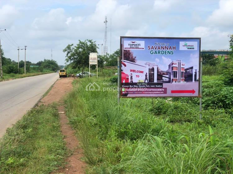 100% Dry Land, Olodo, Ibadan, Oyo, Mixed-use Land for Sale