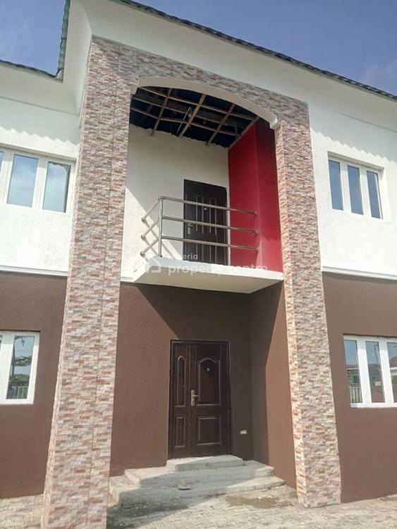 4 Bedroom Semi Detached Duplex and Bq, Sangotedo, Ajah, Lekki, Lagos, Semi-detached Duplex for Sale