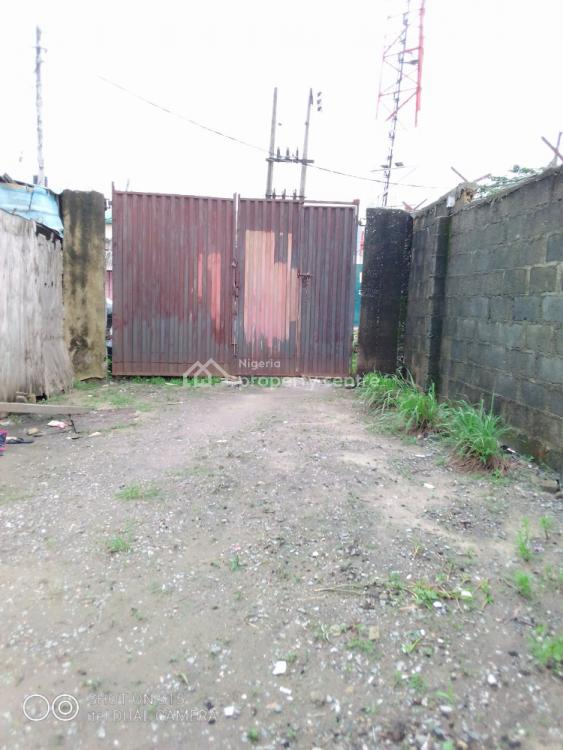 Dry Full Plot of Land, Mosque Road, Badore, Ajah, Lagos, Residential Land for Sale