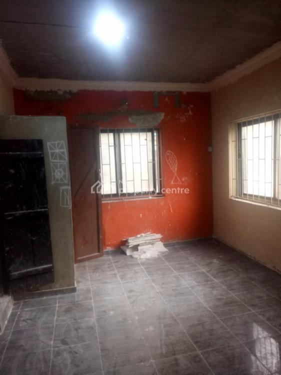 Newly Renovated 3 Bedroom Masters Ensuite with Wardrobe, Beside 3rd Mainland Bridge, Ebute Metta East, Yaba, Lagos, Flat for Rent