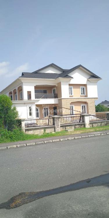 Massive 8 Bedroom Mansion, Royal Gardens Estate, Ajah, Lagos, Detached Duplex for Rent