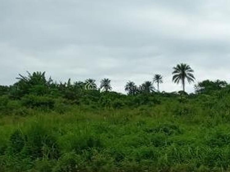 50 Acres of Multipurpose Land Completely Dry, Mojoda, Epe, Lagos, Mixed-use Land for Sale