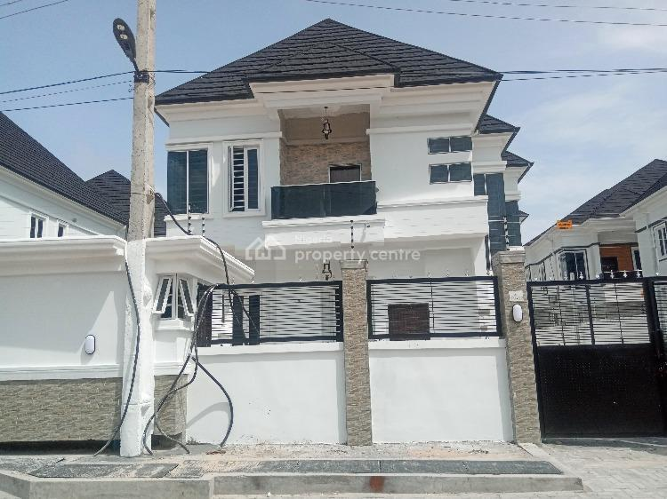 a 4 Bedroom Fully Detached Duplex with a Room Bq, Orchid Road, Lekki, Lagos, Detached Duplex for Sale