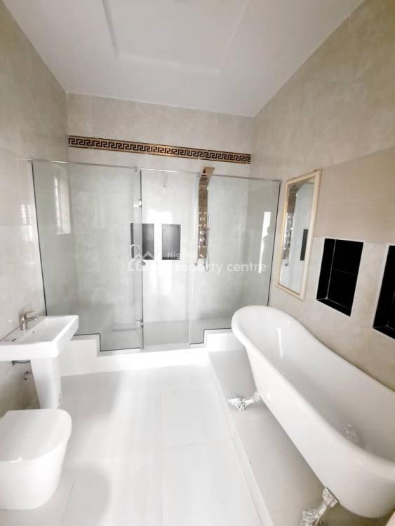 The White House Luxury 5 Bedroom Duplex, Osapa, Lekki, Lagos, Detached Duplex for Sale