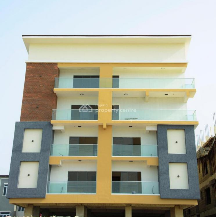 Off Plan: 8 Units of 3 Bedrooms Luxury Apartments with Maids Room, Lekki Phase 1, Lekki, Lagos, Flat for Sale