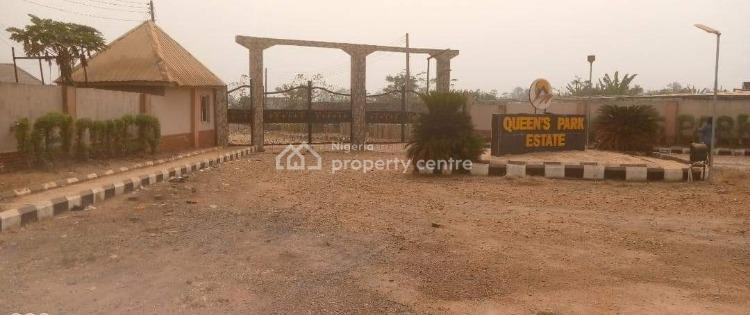 Affordable 2 Bedrooms Bungalow with Spacious Compound, Queens Garden, Mowe Ofada, Ogun, Detached Bungalow for Sale