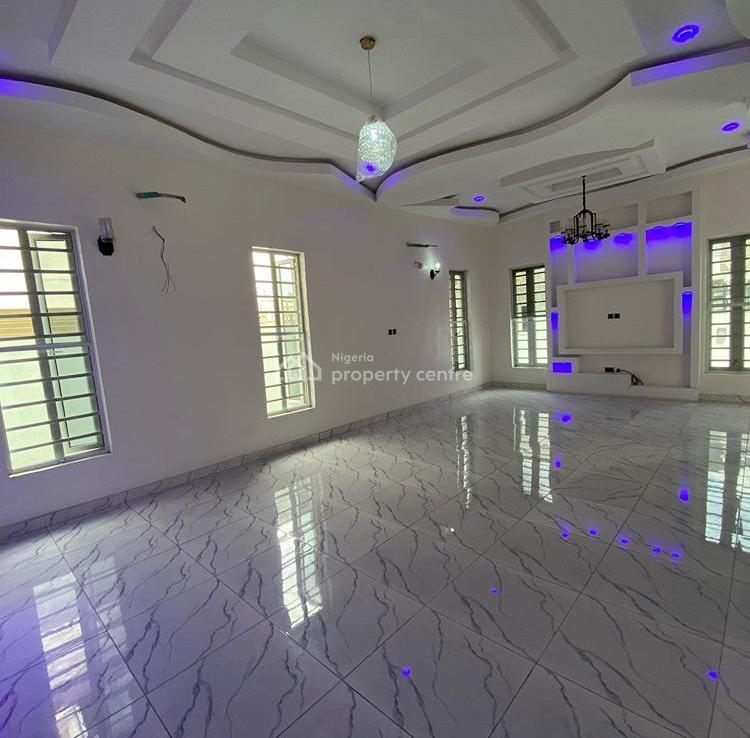 5 Bedroom Detached Duplex with Excellent Finishing, Chevron Drive, Lekki Expressway, Lekki, Lagos, Detached Duplex for Sale