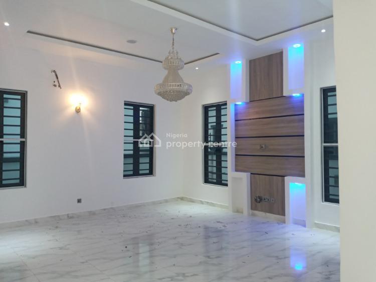 4 Bedroom Fully Detached with a B/q, Chevron Alternative, Lekki, Lagos, Detached Duplex for Sale