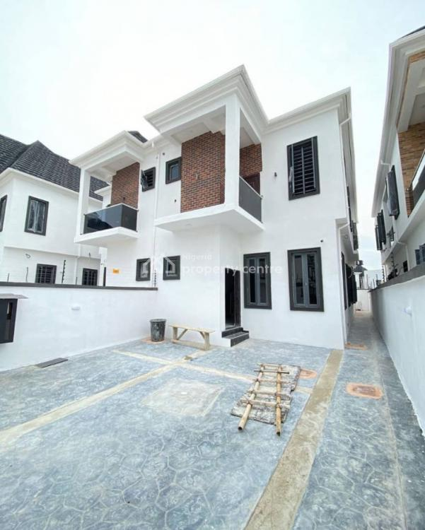 Magnificent 4 Bedroom Semi Detached Duplex with a Room Bq, Ikota, Lekki, Lagos, Semi-detached Duplex for Sale