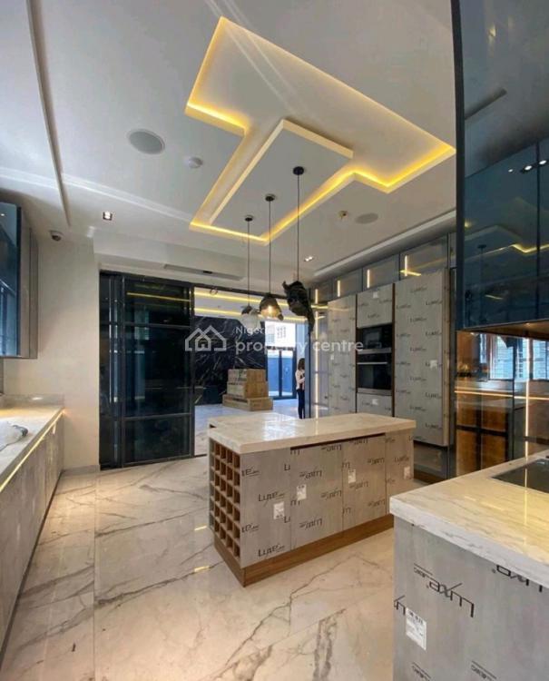 Exceptional 5 Bedroom Fully Detached House with Cinema, Lekki Phase 1, Lekki, Lagos, Detached Duplex for Sale