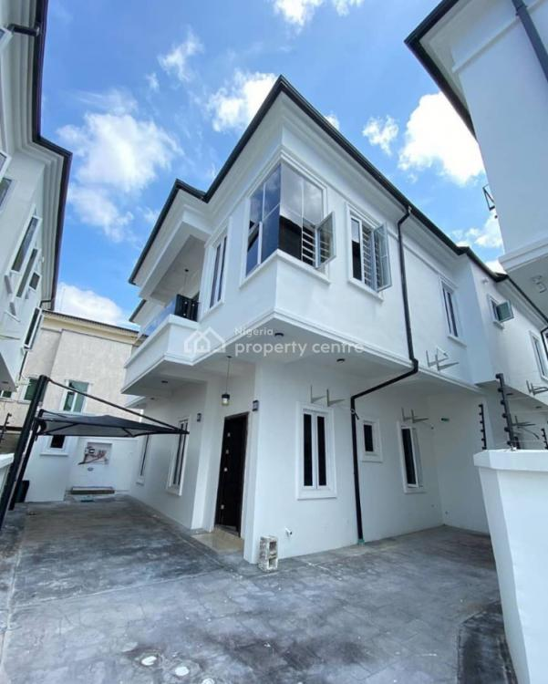 Magnificent 5 Bedroom Fully Detached Duplex with a Room Bq, Osapa London, Lekki, Lagos, House for Sale
