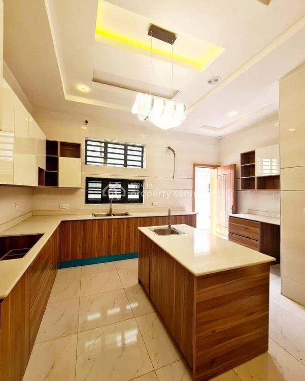 Beautiful 5 Bedroom Detached House, Osapa, Lekki, Lagos, Detached Duplex for Sale