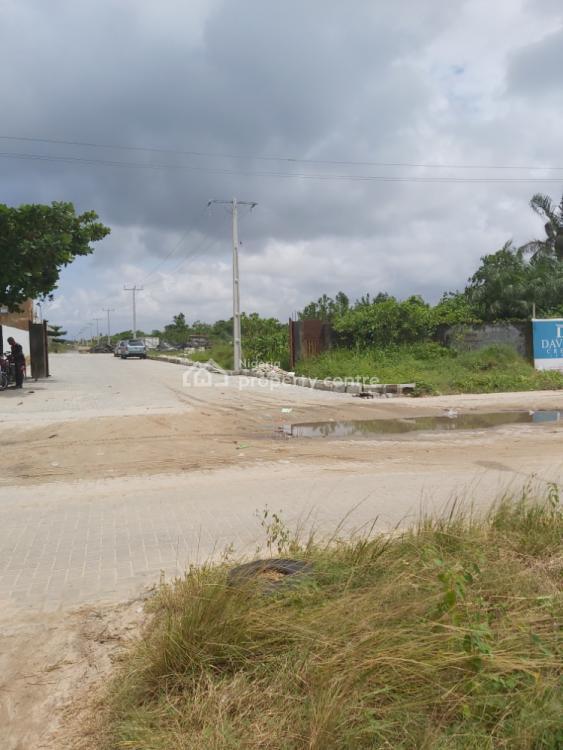 3 Plots Measuring 1800sqm with C of O, Monastery Road ( Cardinal Olubunmi Okogie Way) Via Novare Mall, Sangotedo, Ajah, Lagos, Mixed-use Land for Sale