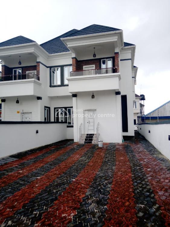 Magnificent Semi Fully Detached Duplex 4 Bedroom, Lekki Phase 2, Lekki, Lagos, Flat for Rent