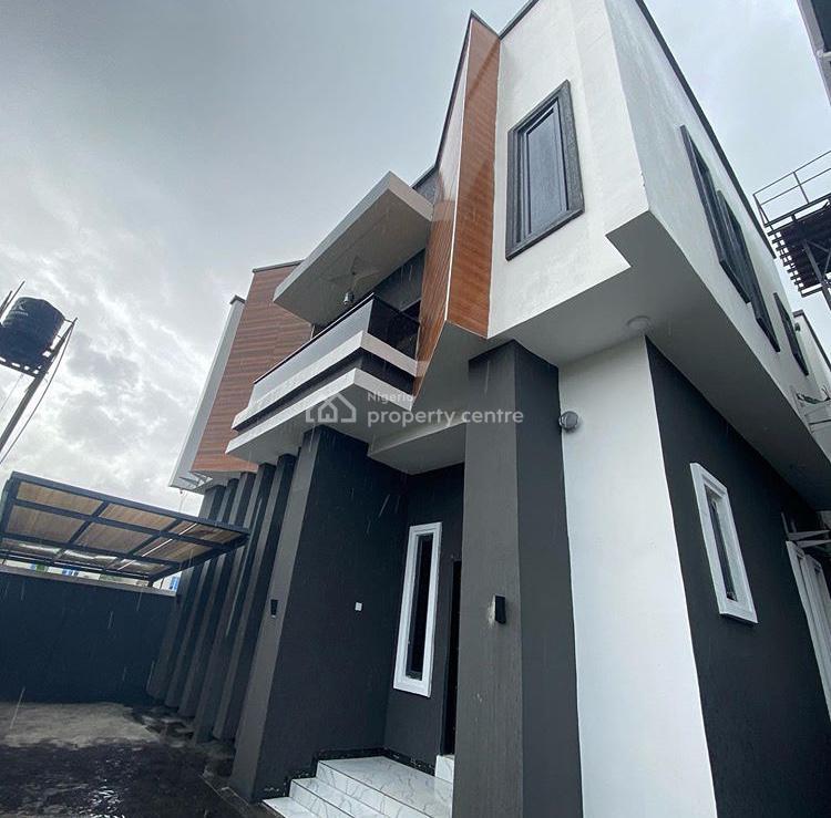 Exquisite 5 Bedroom Detached Duplex, Ikota, Lekki, Lagos, Detached Duplex for Sale