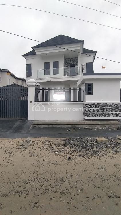 Ultramodern 5 Bedrooms Duplex with a Bq and a Car Port in a Gated Estate, By Second Tollgate, Orchid Hotel Road, Chevron Axis, Lekki, Lagos, Detached Duplex for Sale