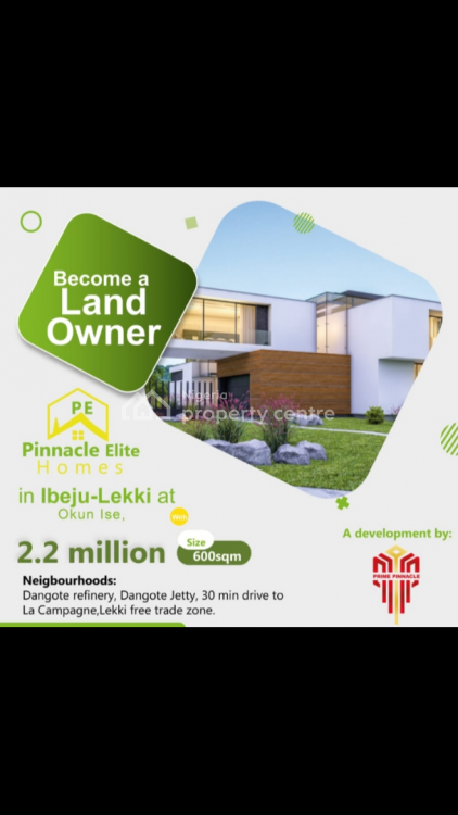 Registered Survey, Okun Ise, Akodo Ise, Ibeju Lekki, Lagos, Residential Land for Sale
