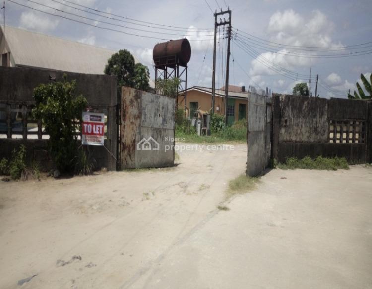 3 Bedroom Bungalow, Along Jakpa Road, Effurun, Warri, Delta, Flat for Rent