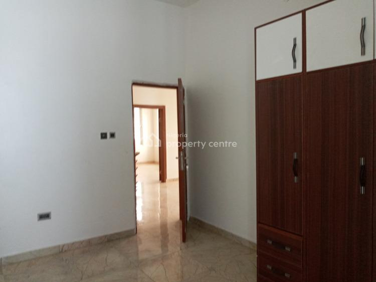 4 Bedroom Terrace, Chevron Alternative, Lekki Phase 1, Lekki, Lagos, Terraced Duplex for Rent
