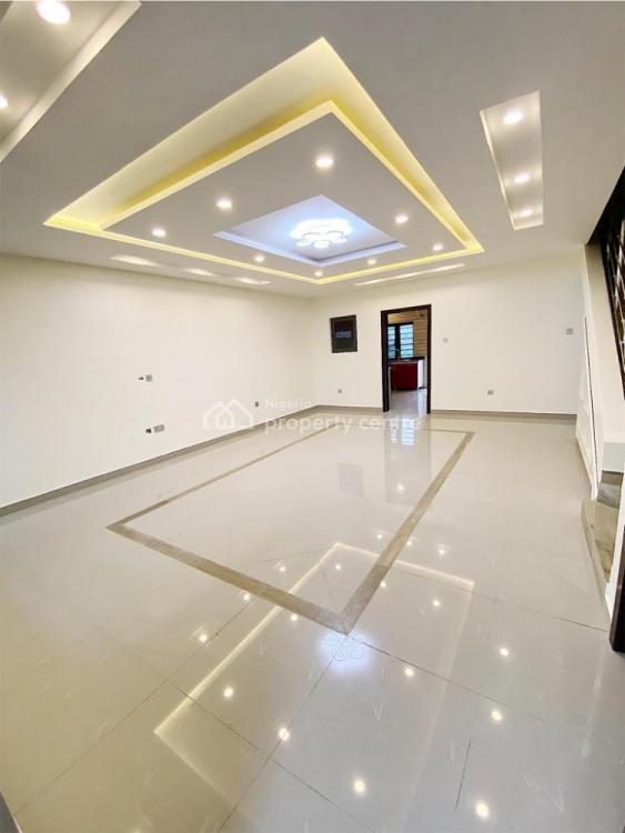 Brand New 3 Bedroom Terrace Duplex, Fully Serviced, Off Orchid Road, Lafiaji, Lekki, Lagos, Terraced Duplex for Sale