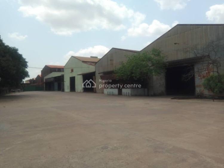 a Massive Warehouse with 25000 Sqm Lettable Space, Acme Road, Agidingbi, Ikeja, Lagos, Warehouse for Sale