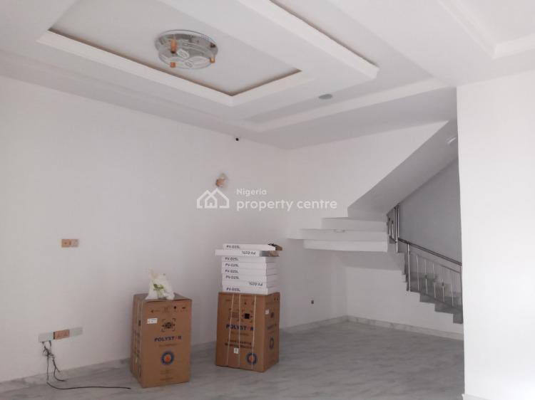 4 Bedroom Fully Detached Duplex, Chevron Alternative, Lekki, Lagos, Detached Duplex for Sale