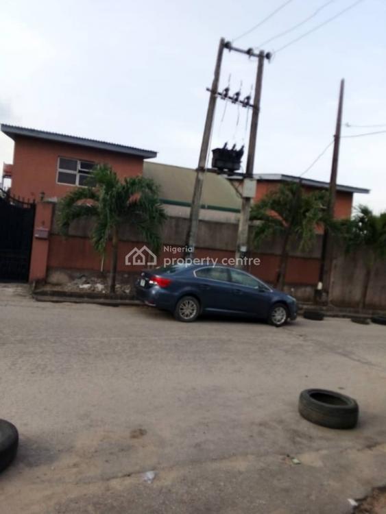 5 Bedroom Detached House with 2 Sitting Rooms and Self Contained Bq, Off Adeniyi Jones, Adeniyi Jones, Ikeja, Lagos, Detached Duplex for Sale