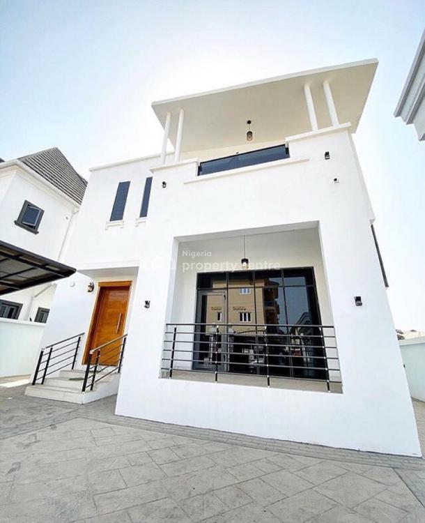 Newly Built Contemporary 4 Bedroom Fully-detached Duplex, Bera, Lekki, Lagos, Detached Duplex for Sale
