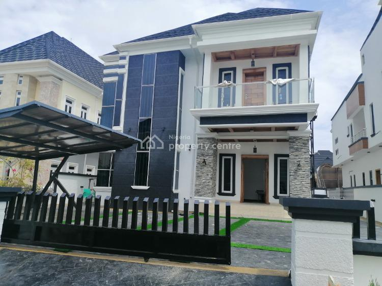 Luxury 5 Bedroom Detached Duplex with Swimming Pool and Bq, Lekki County Homes, Megamound Estate, Ikota, Lekki, Lagos, Detached Duplex for Sale