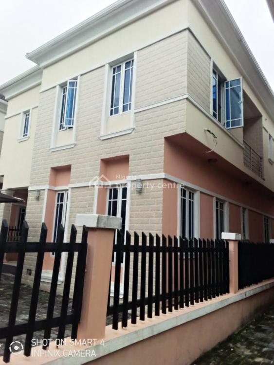 Fully Detached 4 Bedroom Duplex, Osapa London, Osapa, Lekki, Lagos, Detached Duplex for Rent