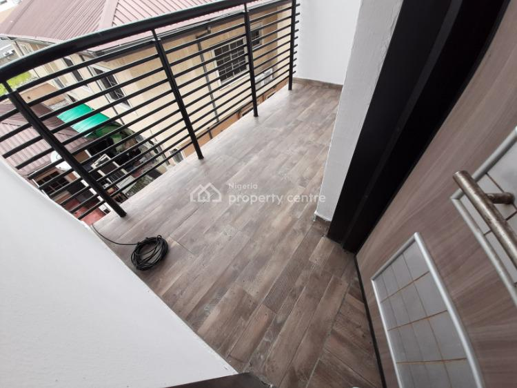 3 Bedroom Terrace with a Bq & Air Conditioners Installed in All Rooms, Lekki Phase 1, Lekki, Lagos, Terraced Duplex for Rent