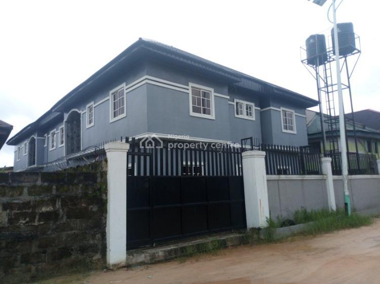 Block of Flats, Egbejule Street Off Angle Park Road, Warri, Delta, Block of Flats for Sale