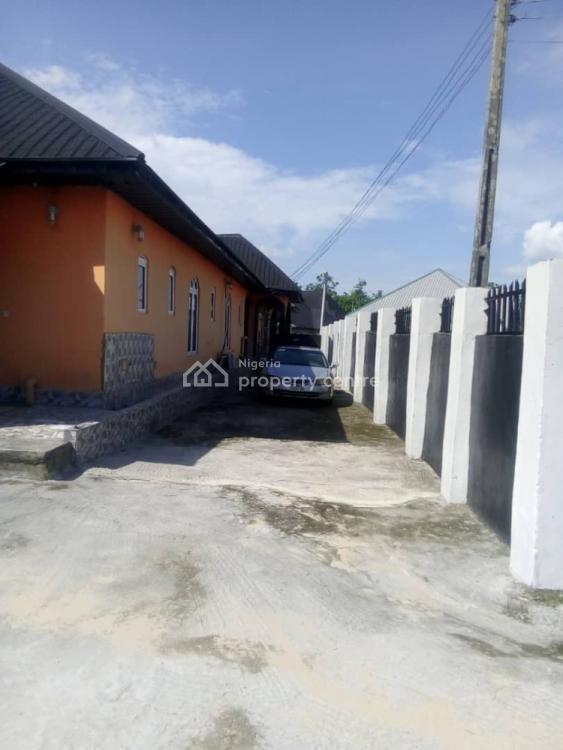 Modern Bungalow, Otokutu, Ughelli South, Delta, Semi-detached Bungalow for Sale
