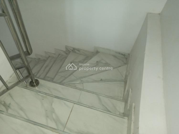4 Bedroom Semi Detached Duplex, Chevron Alternative, Lekki, Lagos, Semi-detached Duplex for Sale