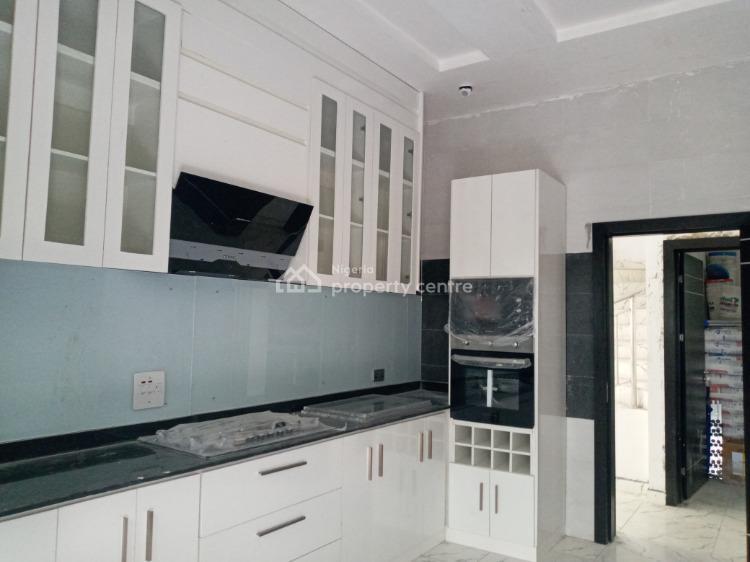 4 Bedroom Fully-detached with a B/q, Chevron Alternative, Lekki Phase 2, Lekki, Lagos, Detached Duplex for Sale
