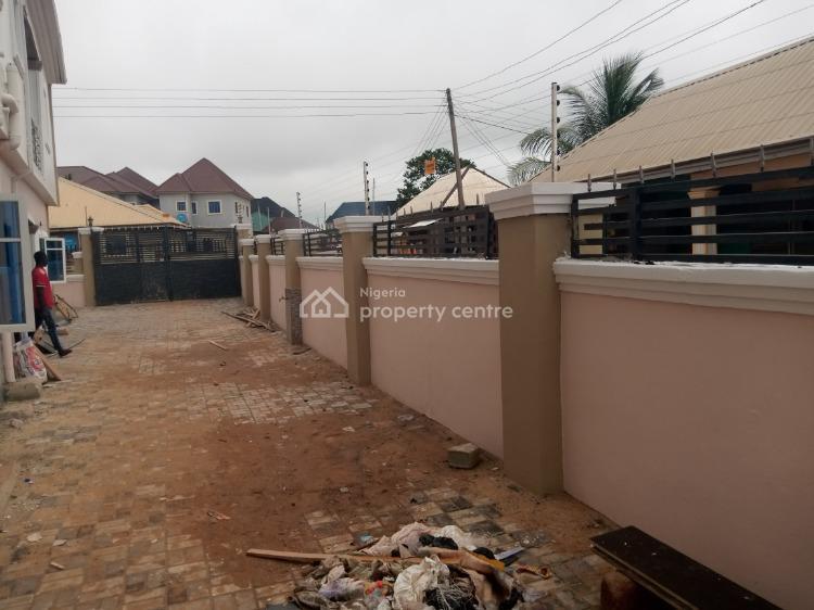 Newly 2 Bedroom Flat, Okphannam Road, Asaba, Delta, Mini Flat for Rent
