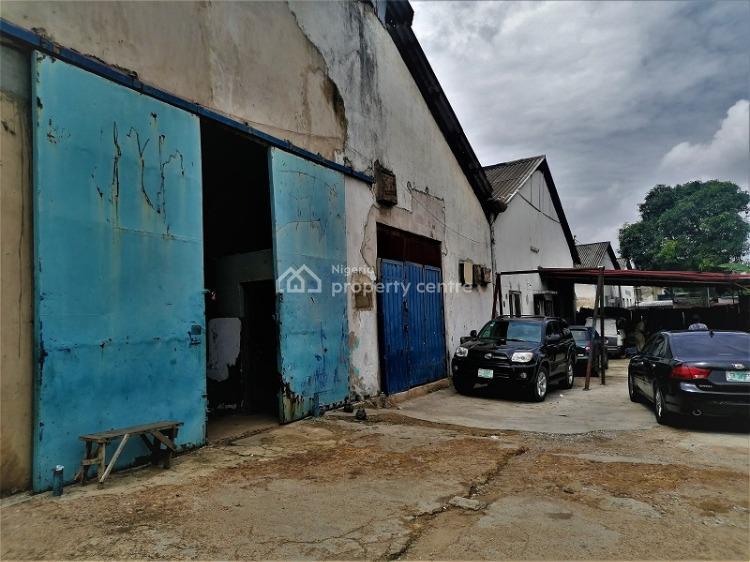 Warehouse Capacity 10,000 Sqft, Spacious Compound, Industrial Area, Oregun, Ikeja, Lagos, Warehouse for Rent
