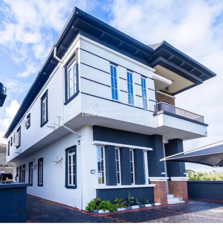 5 Bedroom Detached Duplex, Megamound Estate, Ikota, Lekki, Lagos, Detached Duplex for Sale