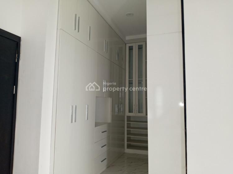 4 Bedroom Fully Detached Duplex with B/q, Chevron Alternative, Lekki, Lagos, Detached Duplex for Sale