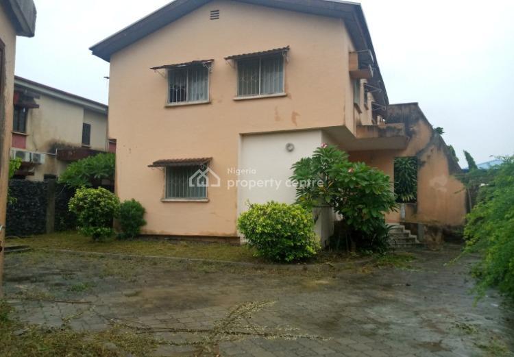 4 Bedroom Detached House with 2 Rooms Bq, Vgc, Lekki, Lagos, Detached Duplex for Sale