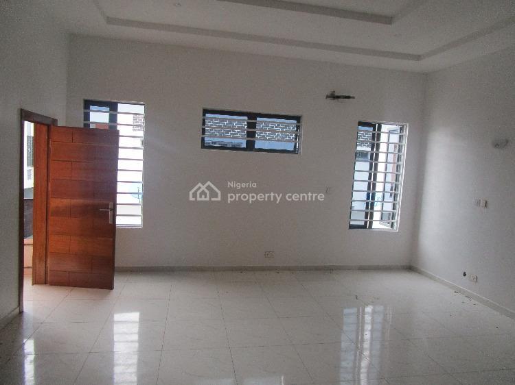 Luxury 4 Bedroom Terraced Duplex Wih Excellent Facilities, Chevron Drive, Lafiaji, Lekki, Lagos, Terraced Duplex for Sale
