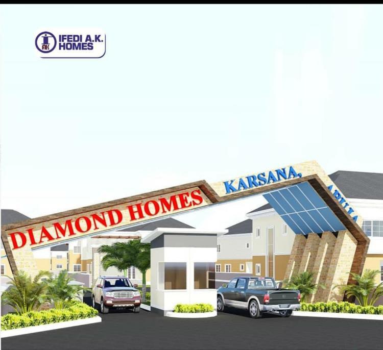 Estate Lands, Karsana North, After The Fha Bridge Kubwa, Karsana, Abuja, Mixed-use Land for Sale